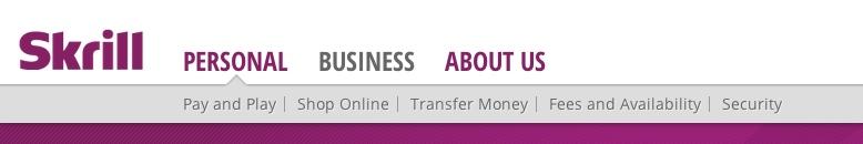 Skrill the future of Moneybookers och deras tjänst med elektroniska plånböcker